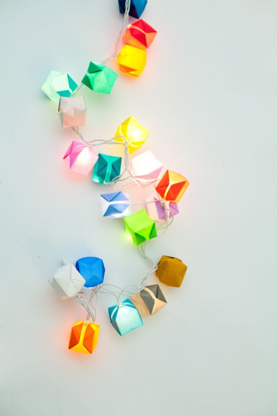 15 DIY Projects Using String Lights HolidaySmart
