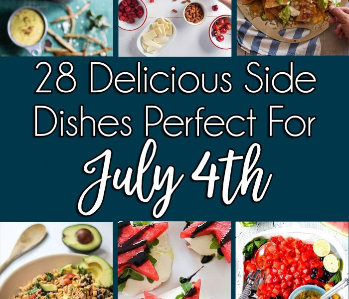 28 Delicious Side Dishes Perfect For July 4th